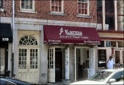 Karma Chestnut Street Philadelphia Indian Restaurants Phillyindia Us