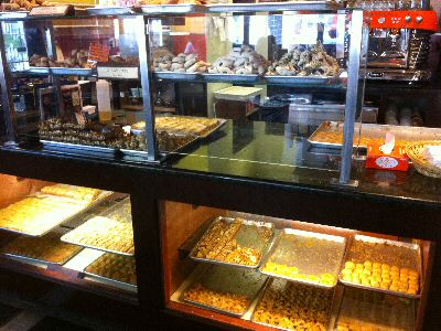 Manakeesh Cafe Sweets