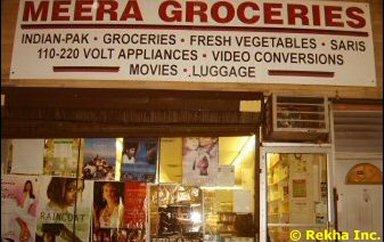 meera grocery