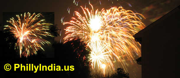 Philadelphia Diwali MEla & Fireworks - © phillyindia.us.